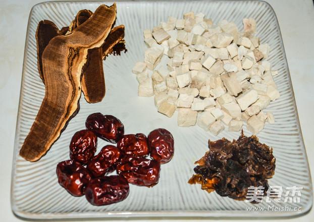灵芝茯苓猪骨汤的做法图解
