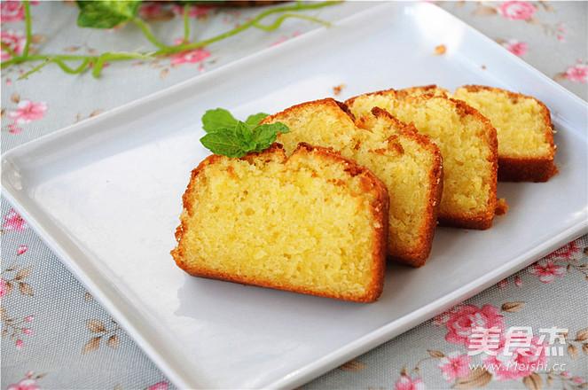 酸奶磅蛋糕怎么煮