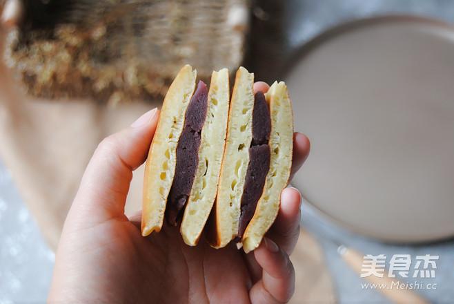 紫薯铜锣烧怎样炒
