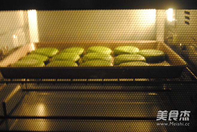 抹茶红豆酥饼怎样做