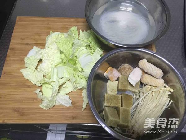 砂锅白菜冻豆腐的做法大全