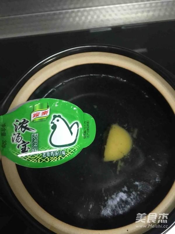 砂锅白菜冻豆腐的做法图解
