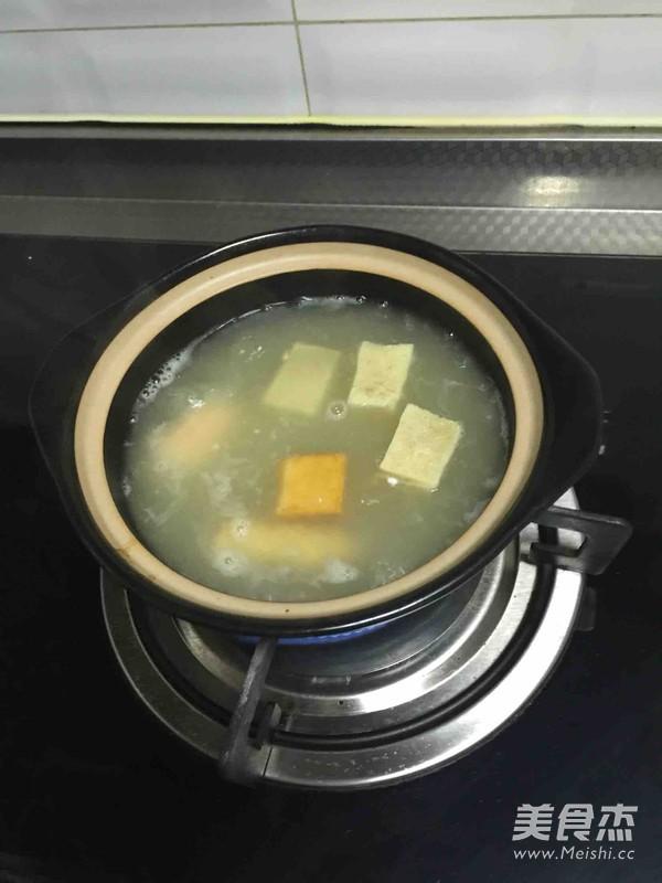 砂锅白菜冻豆腐的简单做法