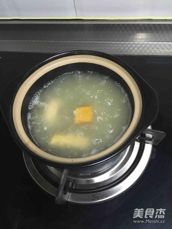 砂锅白菜冻豆腐的家常做法