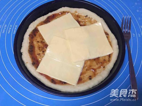 8寸蔬菜披萨怎么煮