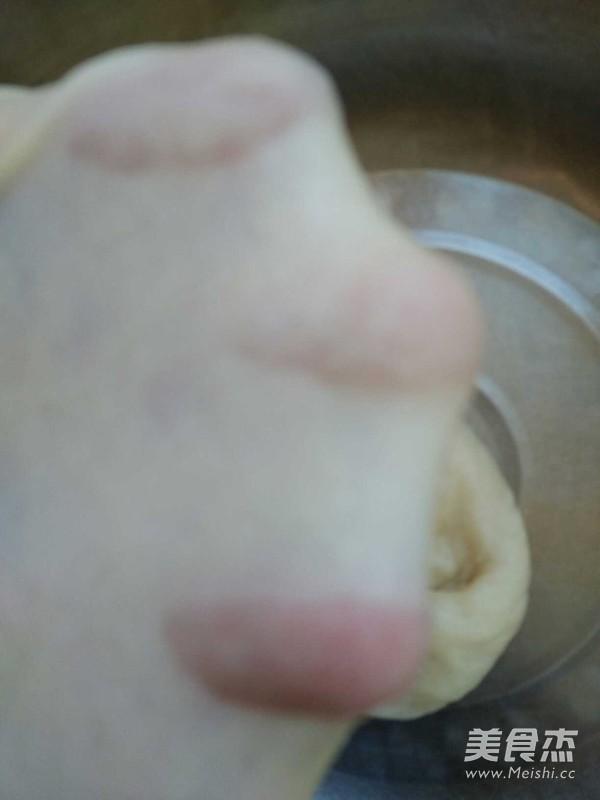 彩色菊花酥的做法图解