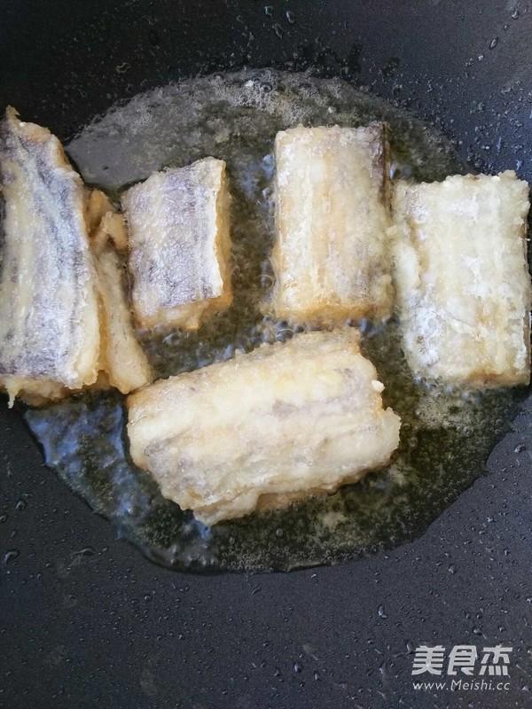 糖醋带鱼怎么吃