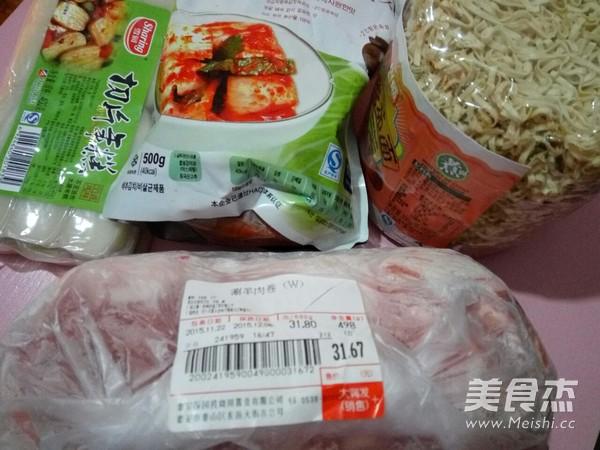 韩式年糕火锅的做法大全