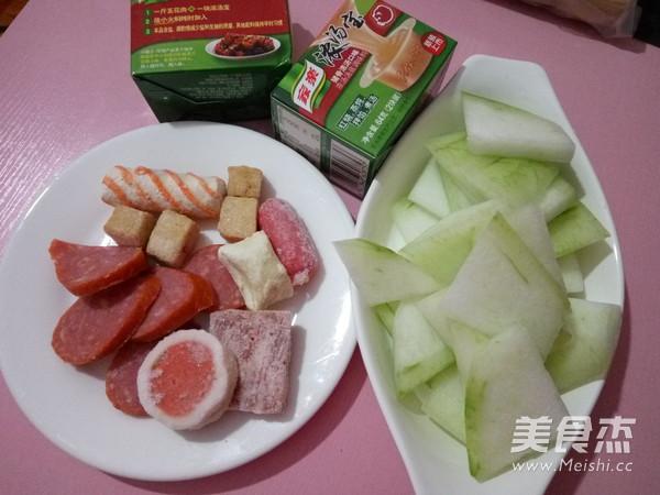 韩式年糕火锅的做法图解