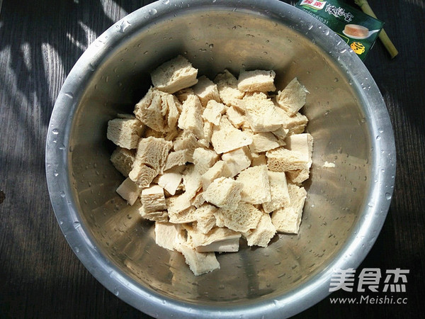 砂锅炖冻豆腐的做法大全
