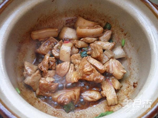 砂锅炖冻豆腐怎么吃