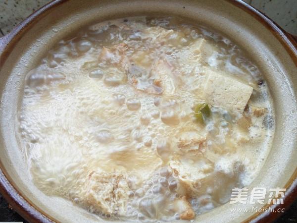 砂锅炖冻豆腐怎么炖