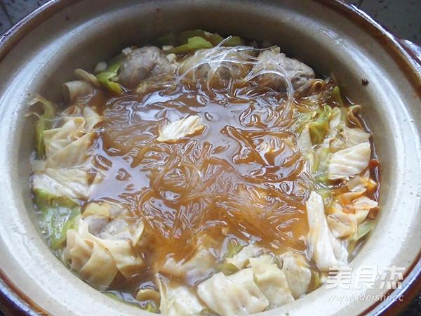 砂锅粉丝怎么煮