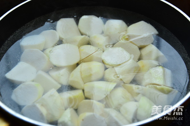 红烧芋头的做法图解