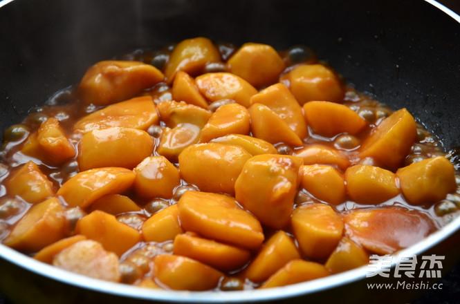 红烧芋头怎么炒