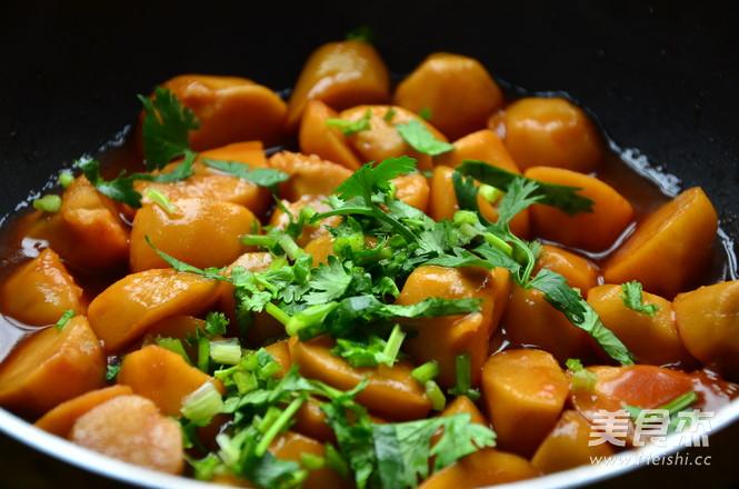 红烧芋头怎么煮
