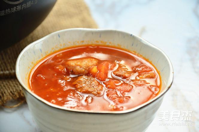 西红柿牛腩怎么炒