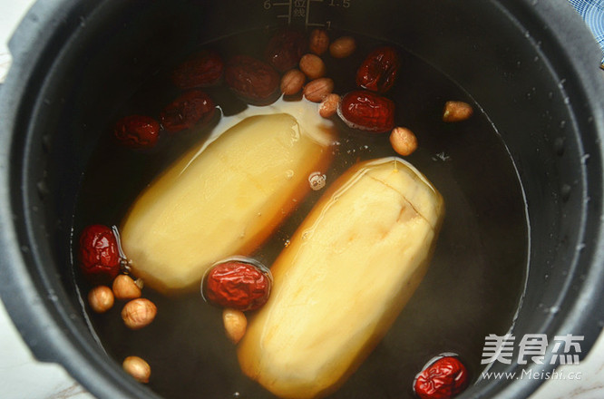 红糖糯米藕怎么炒