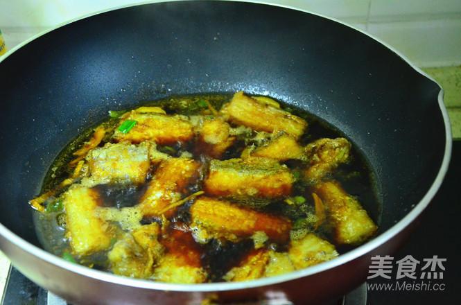 红烧带鱼段怎么煮