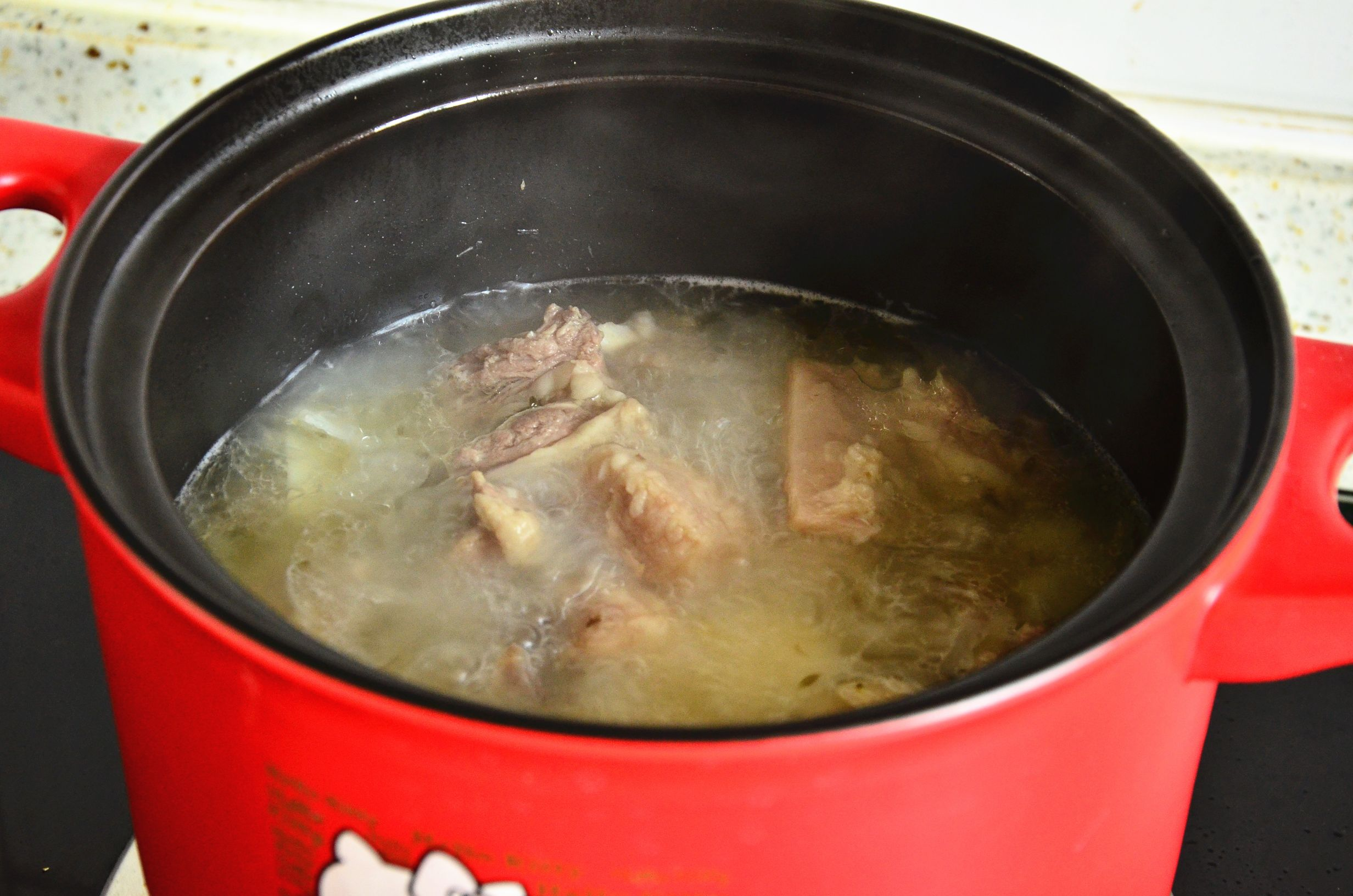 羊排山药汤怎么煮