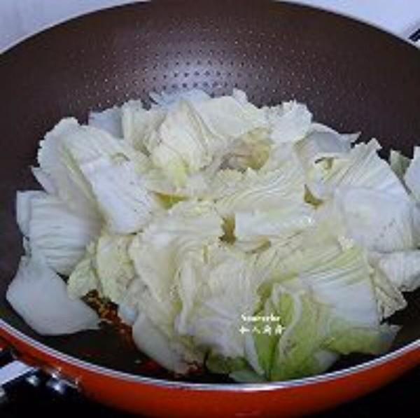防癌抗癌,开胃酸辣大白菜的步骤