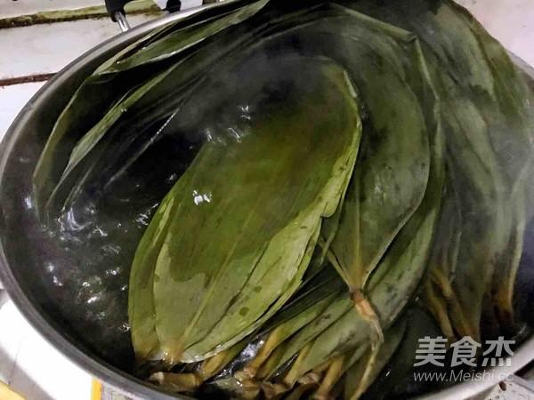 蜜枣粽子的做法图解