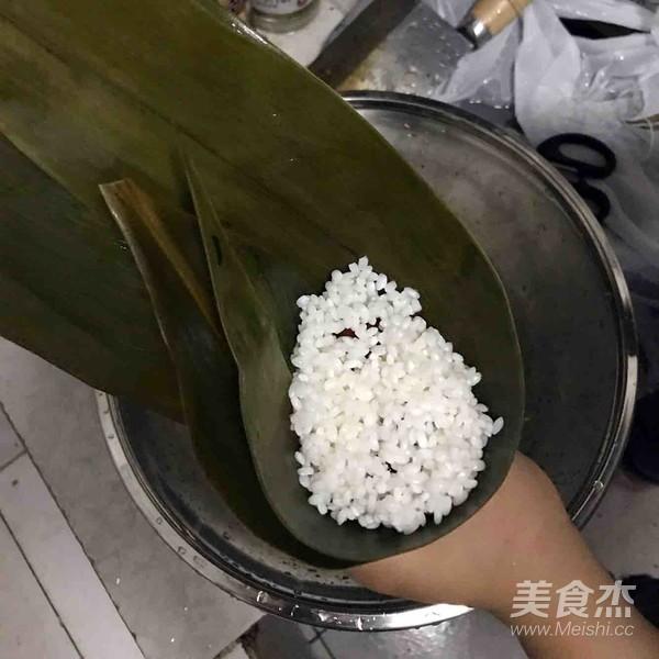 蜜枣粽子怎么做