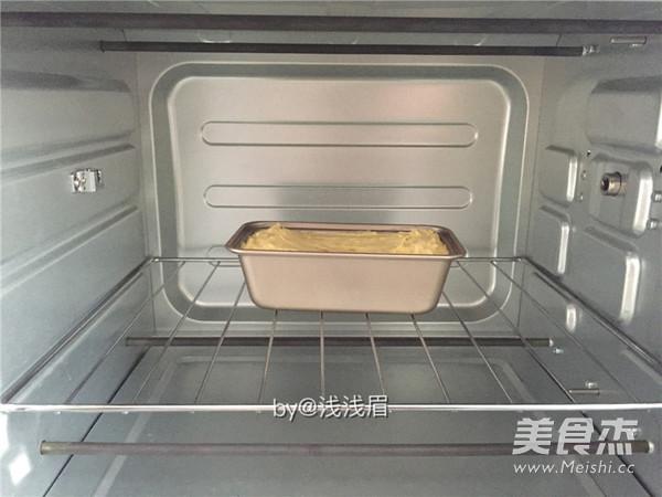 柠檬磅蛋糕怎样做