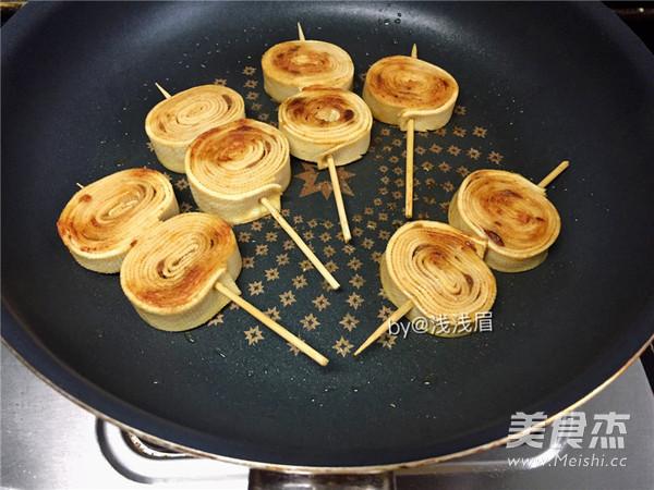 格琳诺尔香煎豆皮卷怎样炒