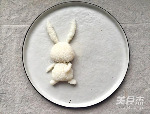 萌萌的爱宠饭团,让孩子爱上素食怎么做