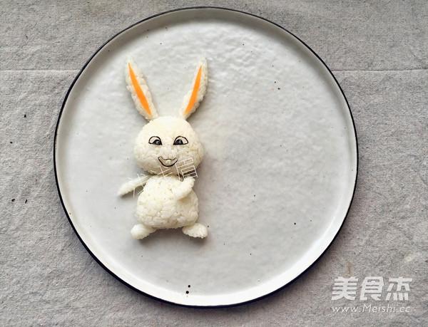 萌萌的爱宠饭团,让孩子爱上素食怎么炒