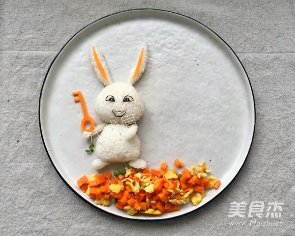 萌萌的爱宠饭团,让孩子爱上素食怎么煮