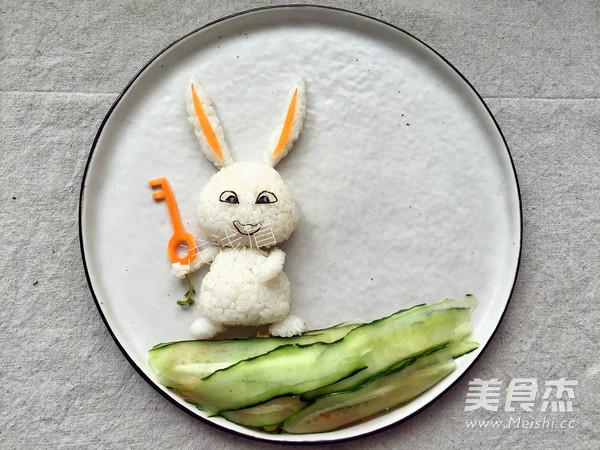 萌萌的爱宠饭团,让孩子爱上素食怎么炖