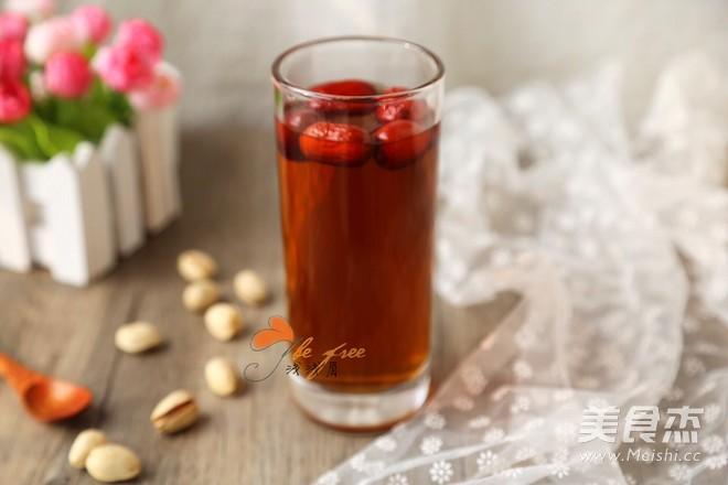 补气血红枣水的简单做法