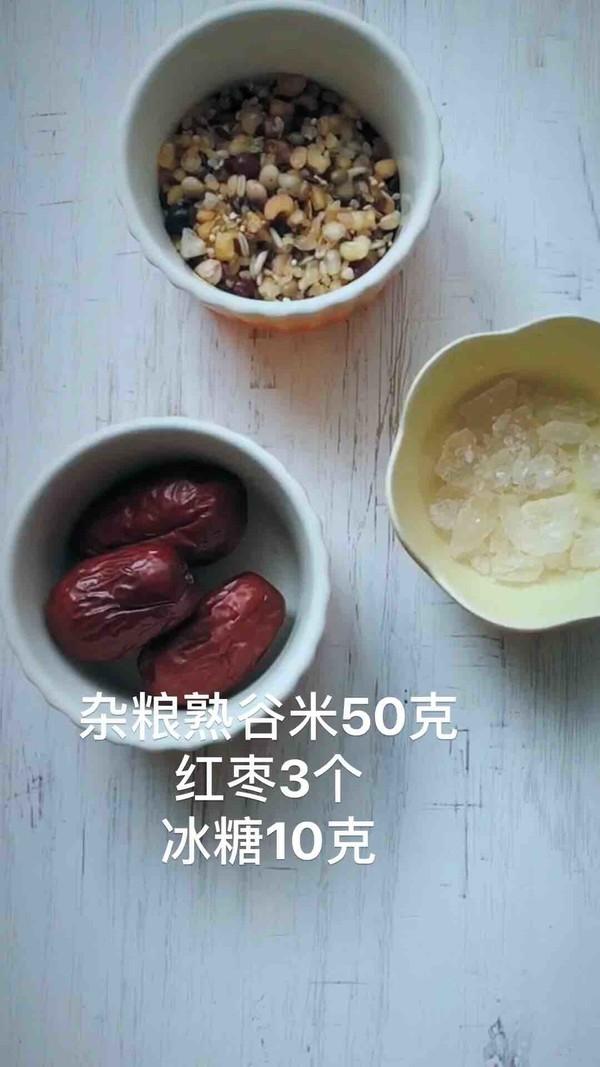 红枣杂粮糊的做法大全