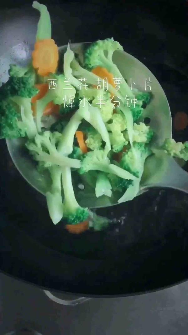 牛肉肠花束蛋饼的做法图解