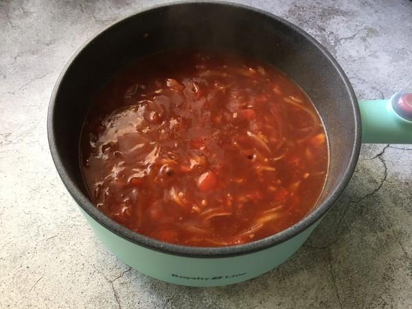 番茄肥牛饭 鲜美好滋味怎么炒