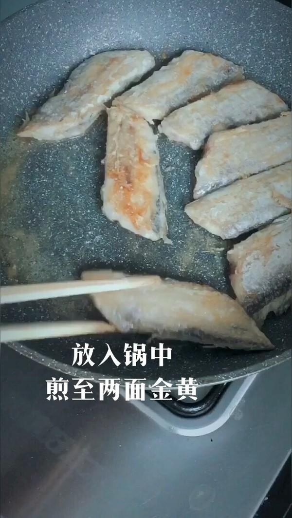 鲜香烧带鱼的家常做法