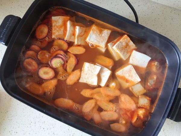 冬天最爱的暖胃羊肉番茄火锅怎么吃