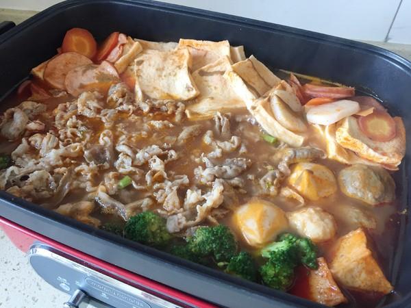 冬天最爱的暖胃羊肉番茄火锅怎么炒
