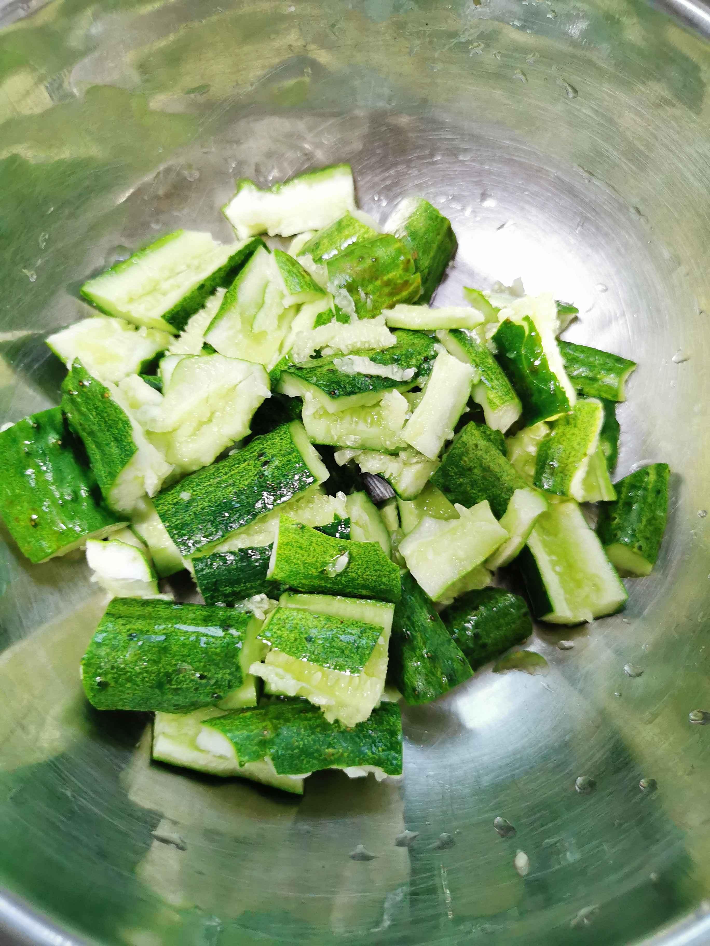 清拌黄瓜的做法图解