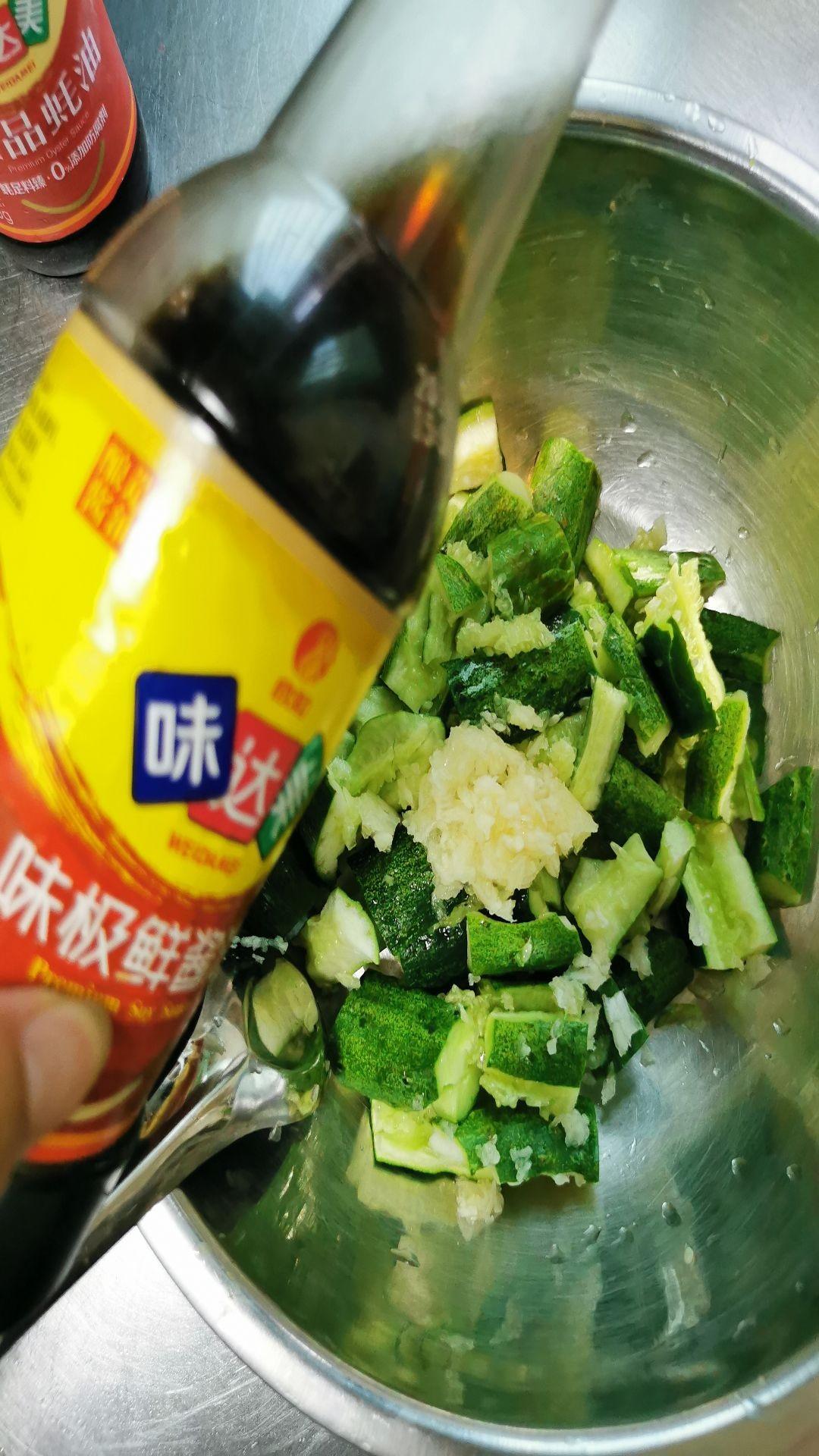 清拌黄瓜的简单做法