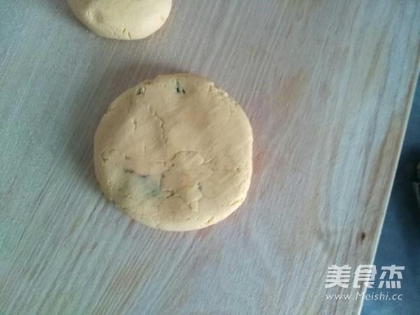 南瓜豆沙饼怎么做
