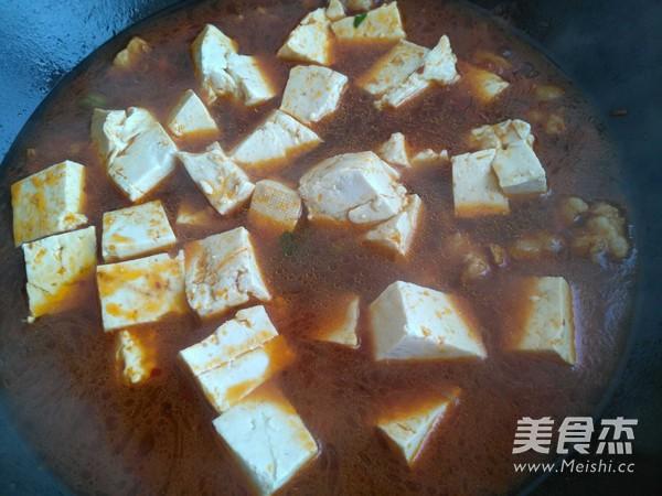 郫县酱炖豆腐肉怎么煮