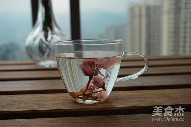 樱花水信玄饼的家常做法