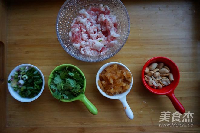 豆腐圆子的家常做法