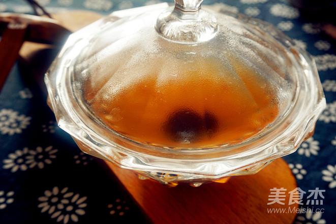 桃胶百合红枣汤怎么做