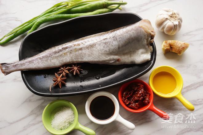 红烧明太鱼的做法大全