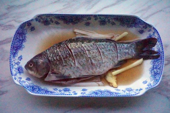 豆瓣鲫鱼的做法图解