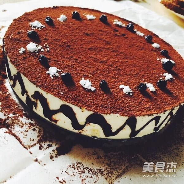 提拉米苏蛋糕的步骤